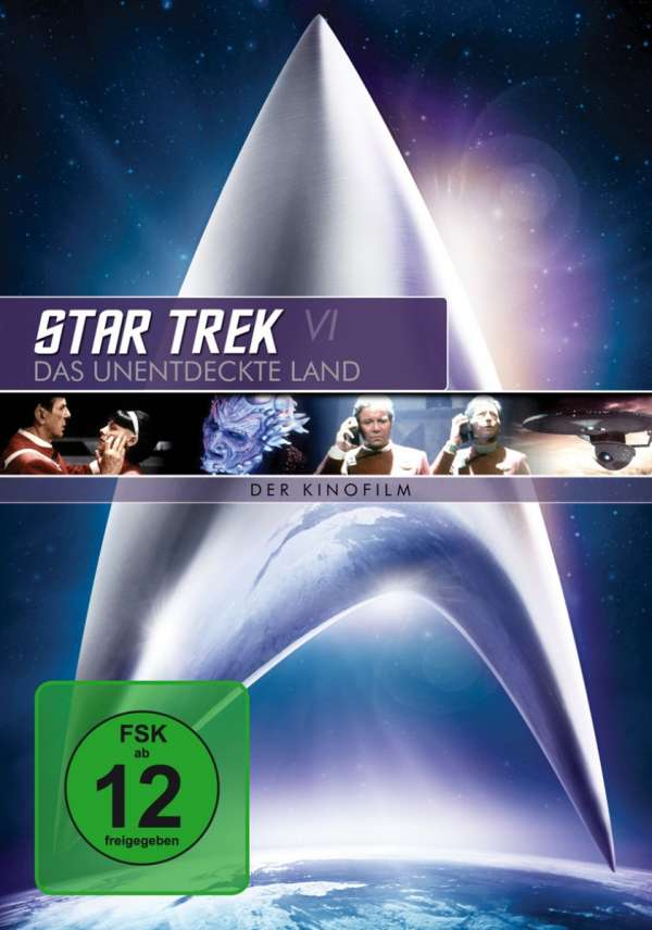 Star Trek Das Unentdeckte Land