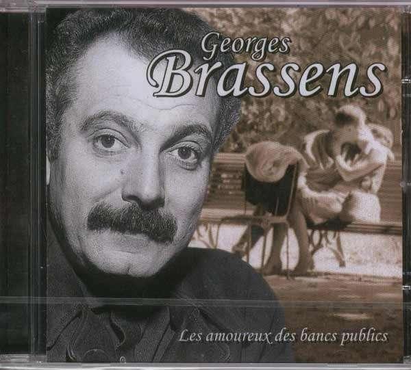 Georges brassens les amoureux des bancs publics cd jpc - Les amoureux des bancs publics brassens ...