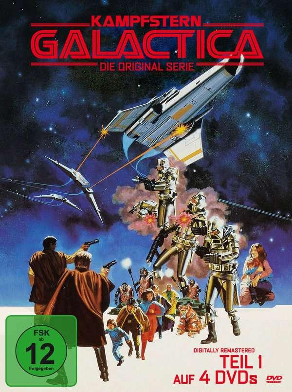 Kampfstern Galactica Serie