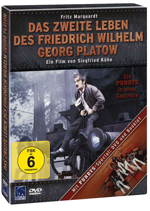 das zweite leben des friedrich wilhelm georg platow 2 dvds jpc. Black Bedroom Furniture Sets. Home Design Ideas