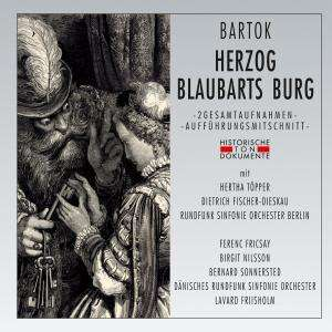 Bela Bartok Herzog Blaubarts Burg Op 11