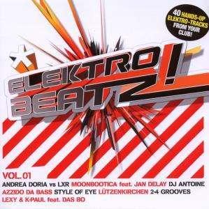 Elektro beatz vol 1 auf 2 cds