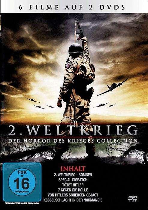 2 weltkrieg der horror des krieges 6 filme auf 2 dvds 2 dvds jpc. Black Bedroom Furniture Sets. Home Design Ideas