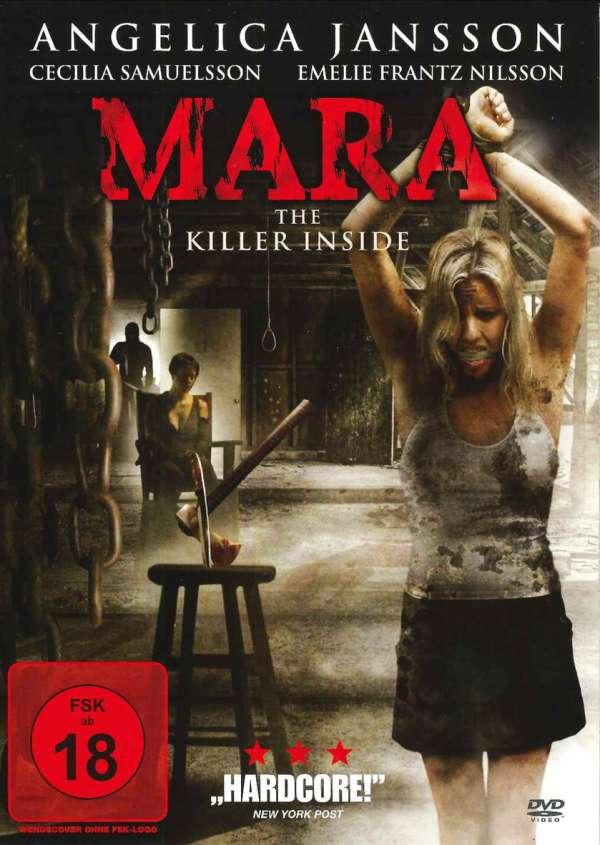 Mara the killer inside dvd jpc for Inside 2007 dvd