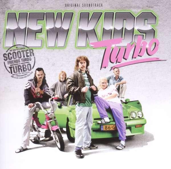Scooter Turbo Friends: New Kids Turbo (O.S.T.) (CD)