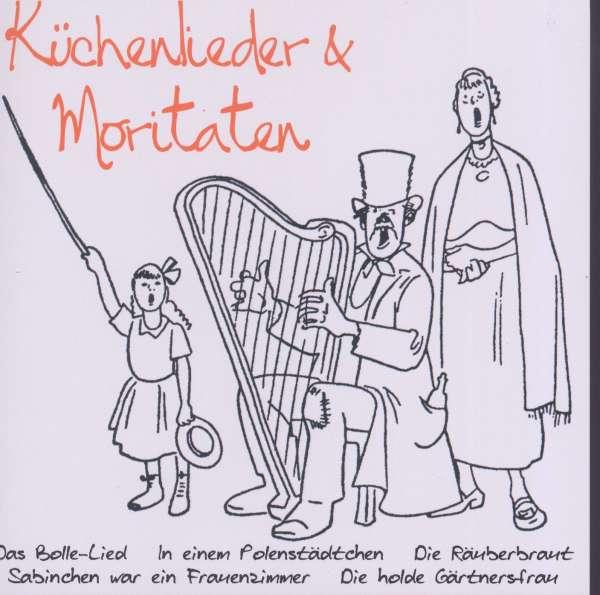 Küchenlieder Noten ~ küchenlieder& moritaten, cd