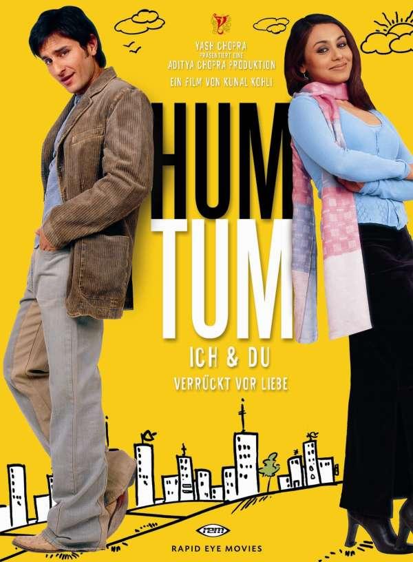 Hum Tum - Ich und Du verrückt vor Liebe (DVD) – jpc
