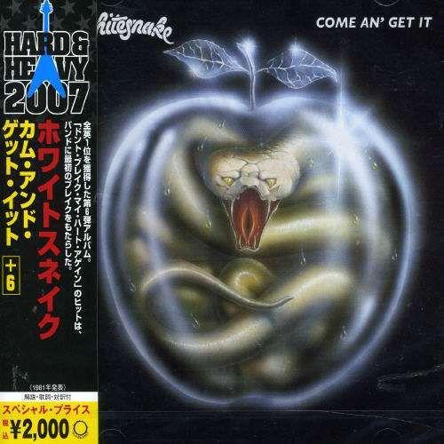 Whitesnake: Come An Get It (CD) – jpc