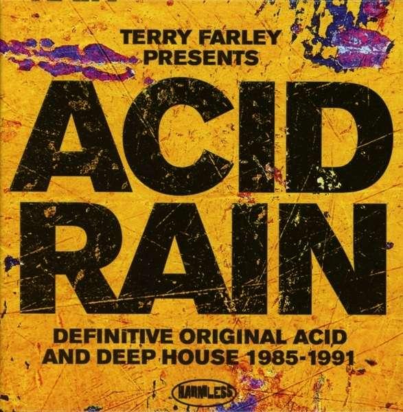 Acid rain definitive original acid deep house 1985 for Deep acid house