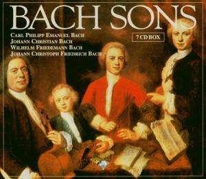 bach - Les fils BACH 5028421997858