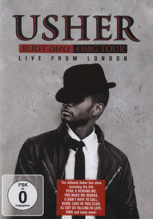 ushers omg tour essay Amazoncom: usher: omg tour - live from london: usher: movies & tv at london s o2 arena in the spring of 2011 on usher s omg tour in omg.