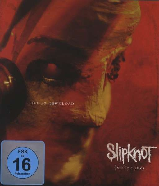 Slipknot Sic Nesses Live At Download Blu Ray Disc Jpc