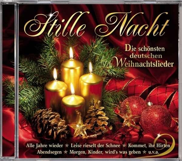 stille nacht die sch nsten deutschen weihnachtslieder cd. Black Bedroom Furniture Sets. Home Design Ideas