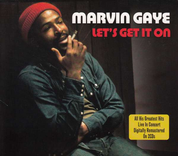 gay s Marvin on let get it