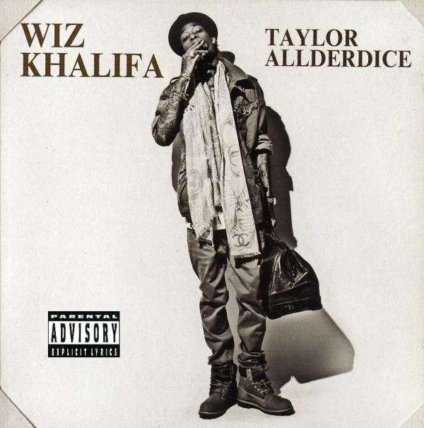 Wiz Khalifa Taylor Allderdice Cd Jpc
