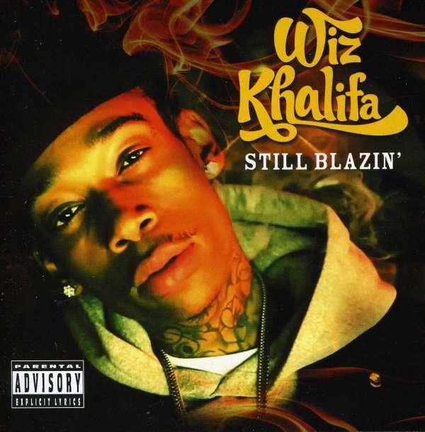 Wiz Khalifa Still Blazin Cd Jpc