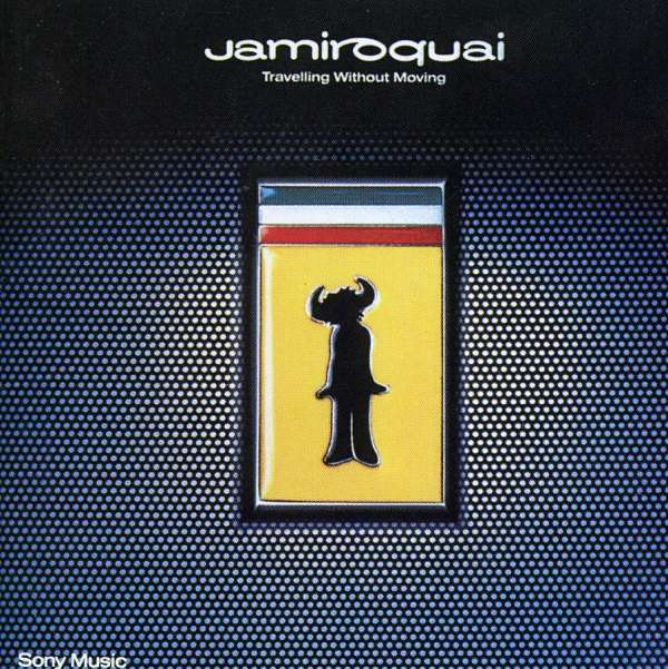 Jamiroquai Travelling Without Moving Cd Jpc