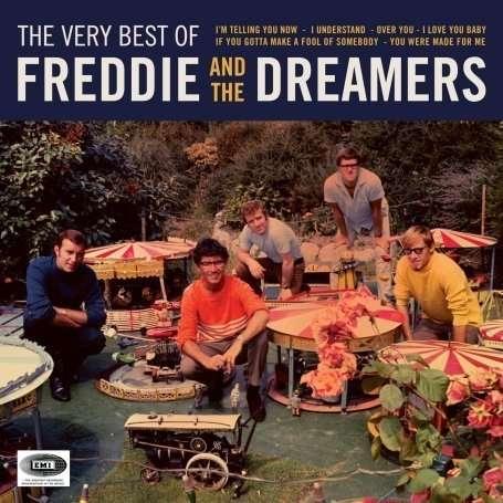 Freddie Amp The Dreamers The Very Best Of Freddie Amp The