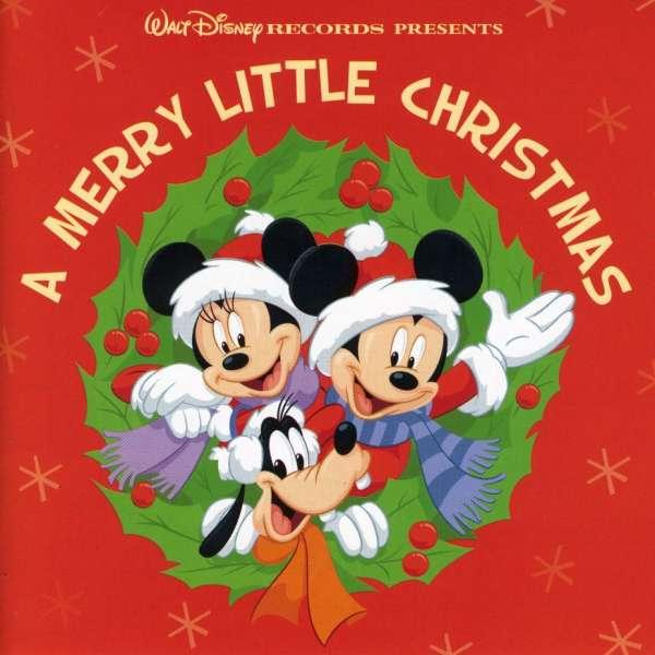 a merry little christmas walt disney cd jpc. Black Bedroom Furniture Sets. Home Design Ideas