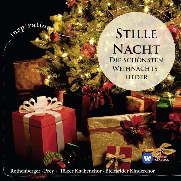 stille nacht die sch nsten weihnachtslieder cd jpc. Black Bedroom Furniture Sets. Home Design Ideas