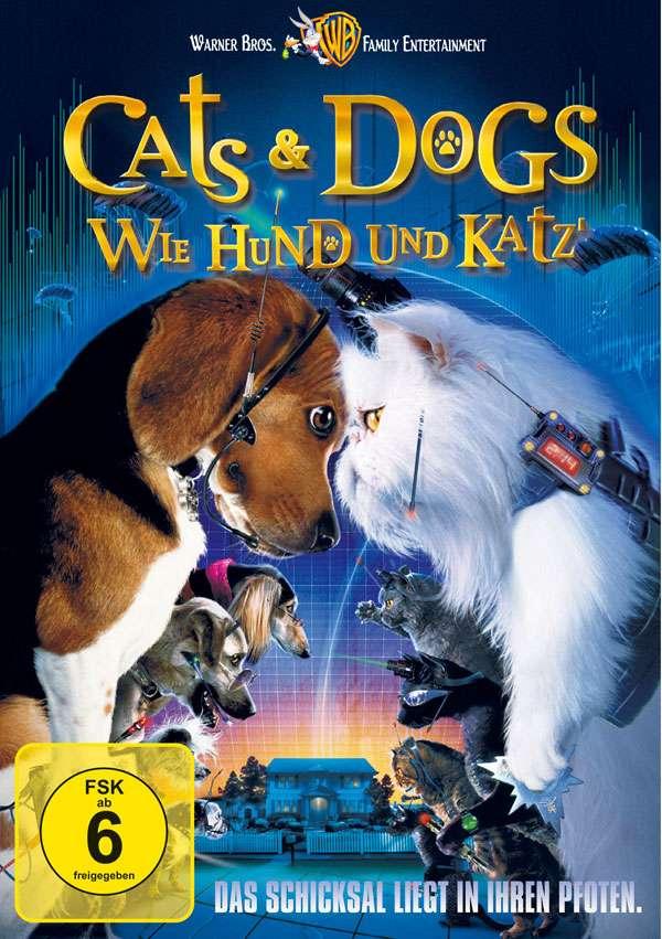cats dogs wie hund und katz 39 dvd jpc. Black Bedroom Furniture Sets. Home Design Ideas