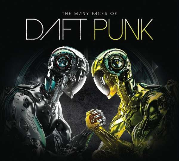 The Many Faces Of Daft Punk 3 Cds Jpc