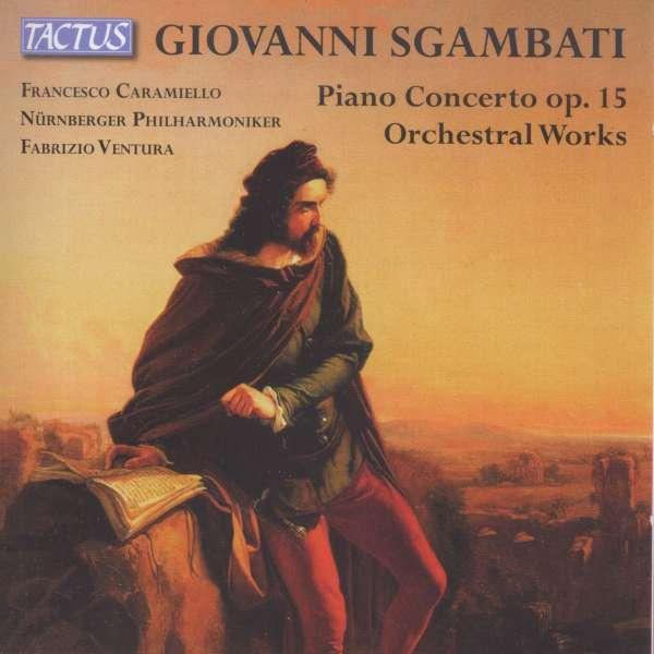 Giovanni Sgambati (1841-1914) 8007194105834
