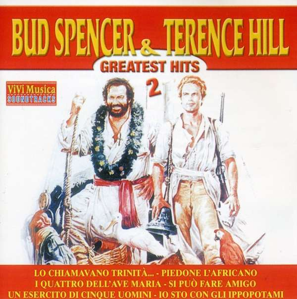 Bud Spencer & Terence Hill Greatest Hits Vol 4 di Artisti ...