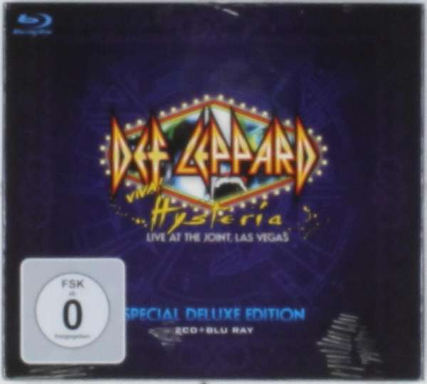Def Leppard Viva Hysteria Live At The Joint Las Vegas