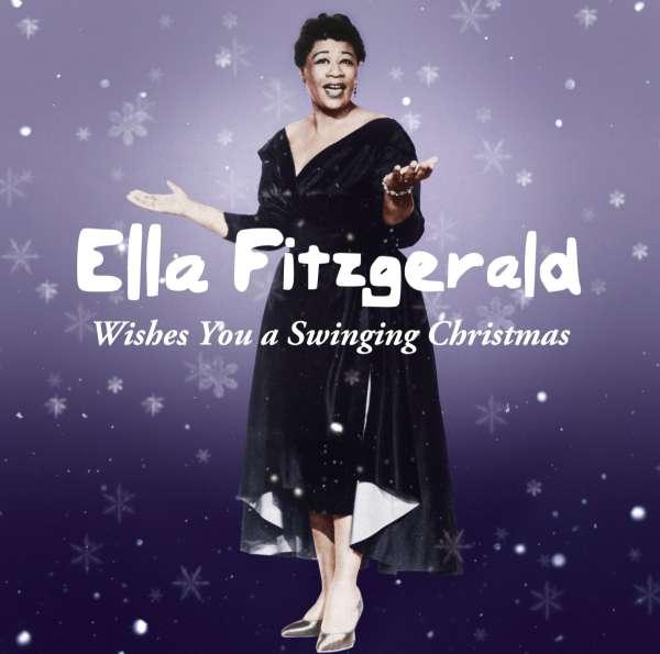 Ella Fitzgerald Wishes You A Swinging Christmas Cd Jpc