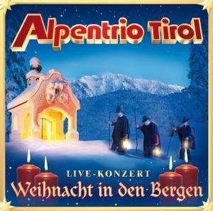 alpentrio tirol weihnachten in den bergen 2 cds jpc. Black Bedroom Furniture Sets. Home Design Ideas