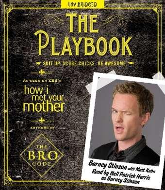 playbook barney stinson pdf deutsch