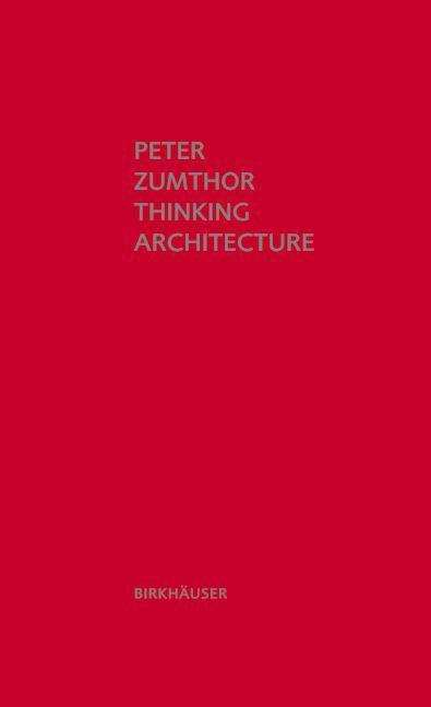 peter zumthor thinking architecture 3rd edition pdf