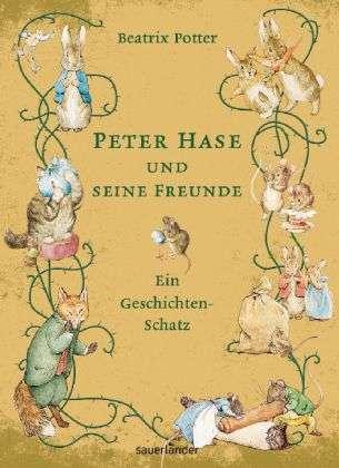 Beatrix Potter Peter Hase Und Seine Freunde Ein