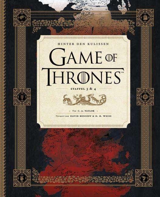 c a taylor game of thrones hinter den kulissen. Black Bedroom Furniture Sets. Home Design Ideas