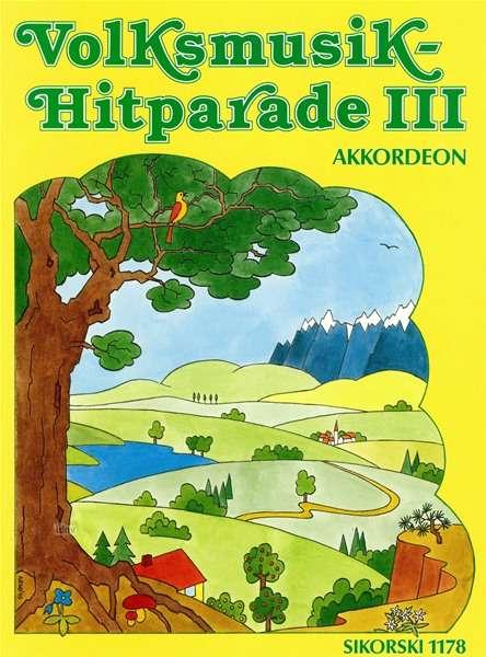 Foyer Des Arts Hitparade : Heinz ehme volksmusik hitparade iii für akkordeon noten