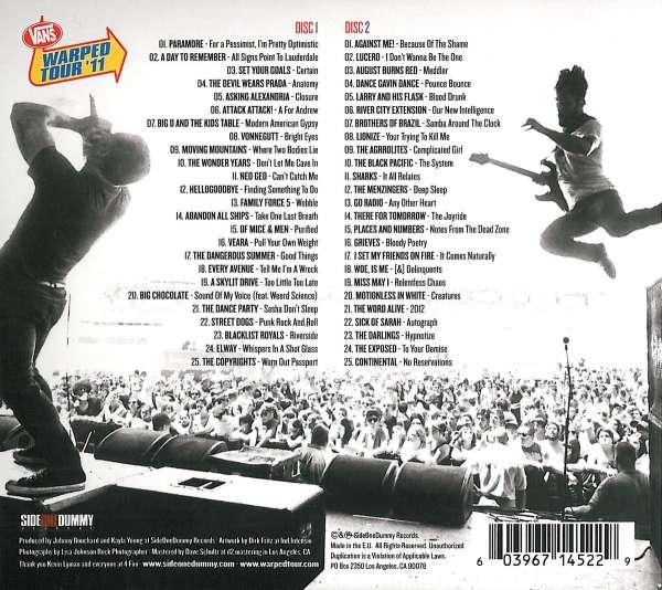 Warped Tour Compilation