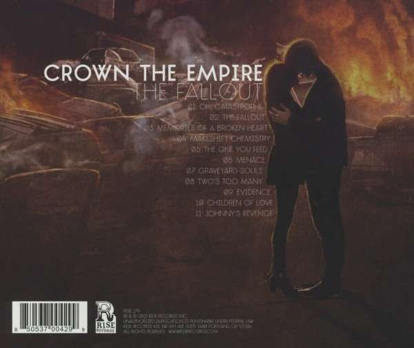 Crown The Empire The Fallout Album Art Crown the Empire: The ...