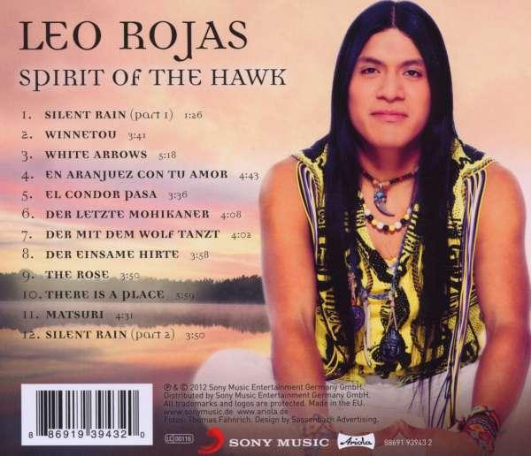 Leo Rojas Spirit Of The Hawk Cd Jpc