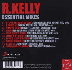 R Kelly  Essential Mixes  goldeselto