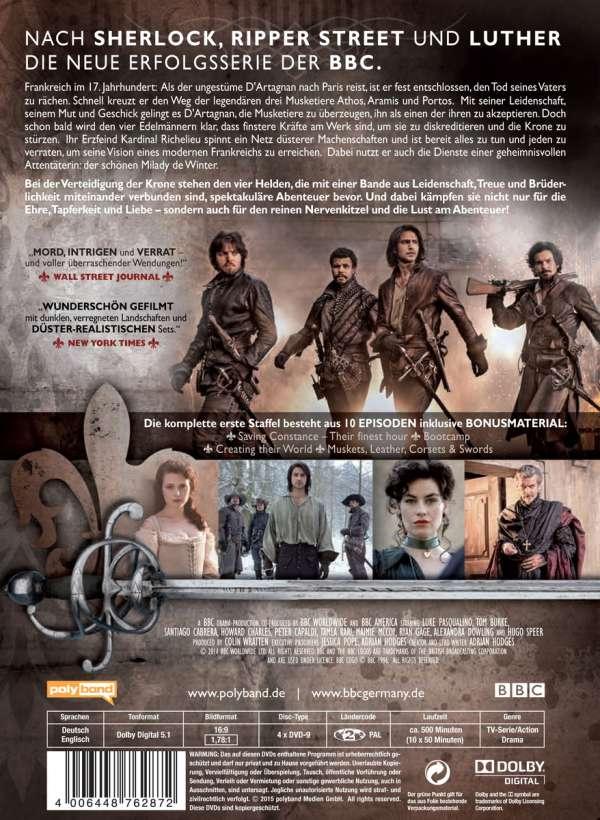Die Musketiere Serie