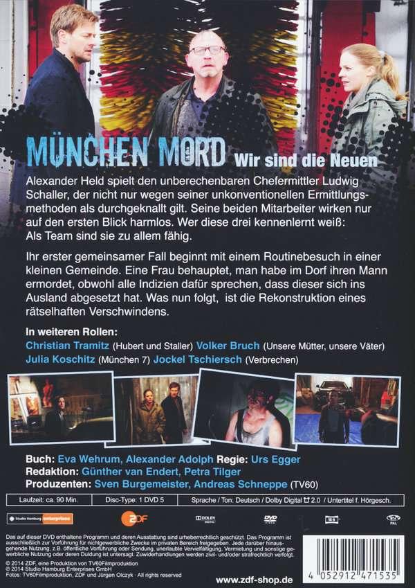 München Mord Wir Sind Die Neuen