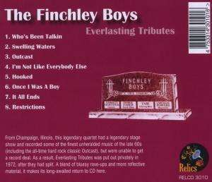 Finchley Boys Everlasting Tributes