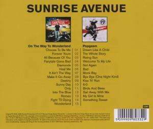 Sunrise Avenue Wonderland