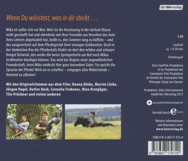 Carola Wimmer: Ostwind (CD)
