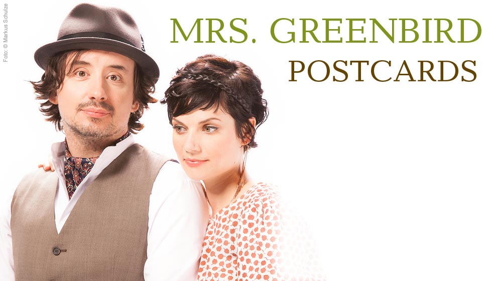 Mrs Greenbird Greven