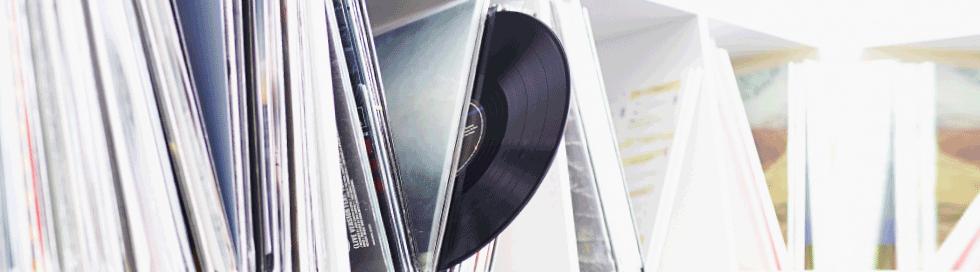 Vinyl zu Frühlingspreisen